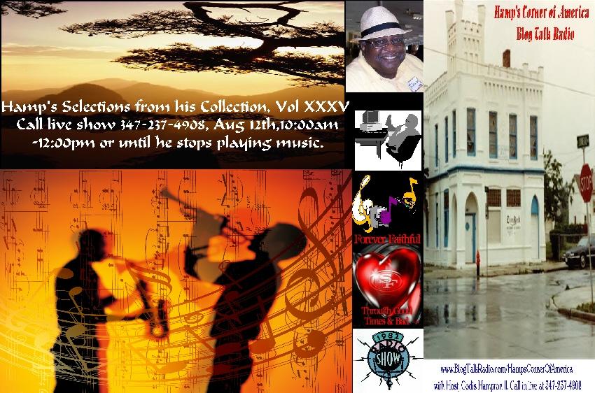 Aug 12 Show Postcard
